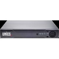 UN-04 Unics 5MP H.265 4 Kanal Kayıt Cihazı